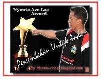 award dari Red Dog