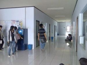 lorong kampus