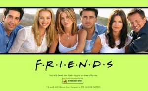 Seria TV Friends